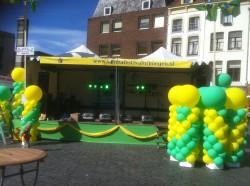 Ballonpilaren sambafestival