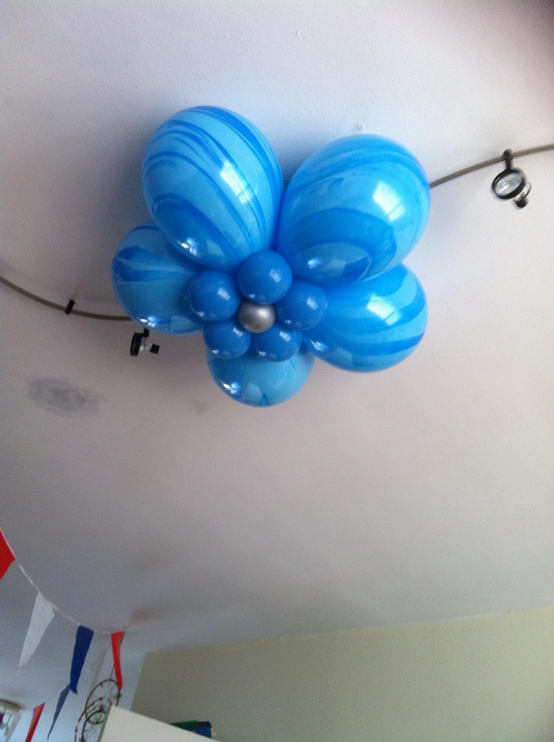 Groot Sierwerk Blauw